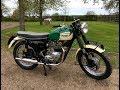 Triumph T100SS 1967 500cc For Sale