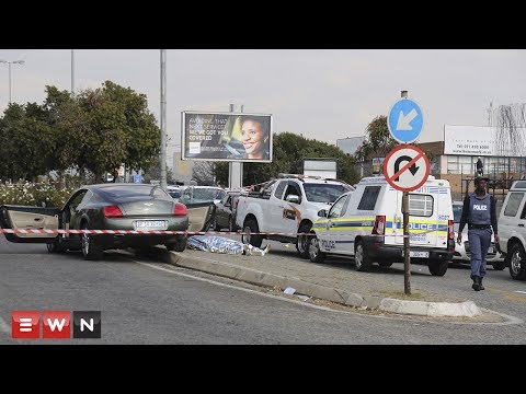 Man shot and killed in Sandton