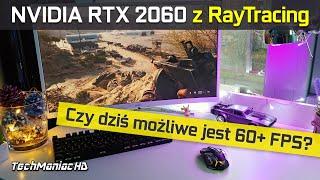 Płynne granie na RTX 2060 w wysokich ustawieniach z Ray-Tracingiem?! Niemożliwe stało się możliwe?
