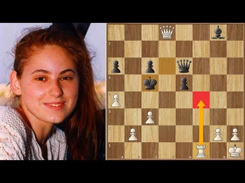 Banging His Head Against An Elevator Door After Losing To 11-Year Old Judit