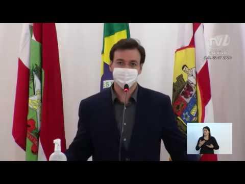 02/07/2020 - Pronunciamento Sessão Ordinária