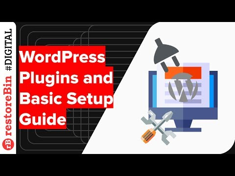 Install and Configure Basic WordPress Plugins for Advanced Features