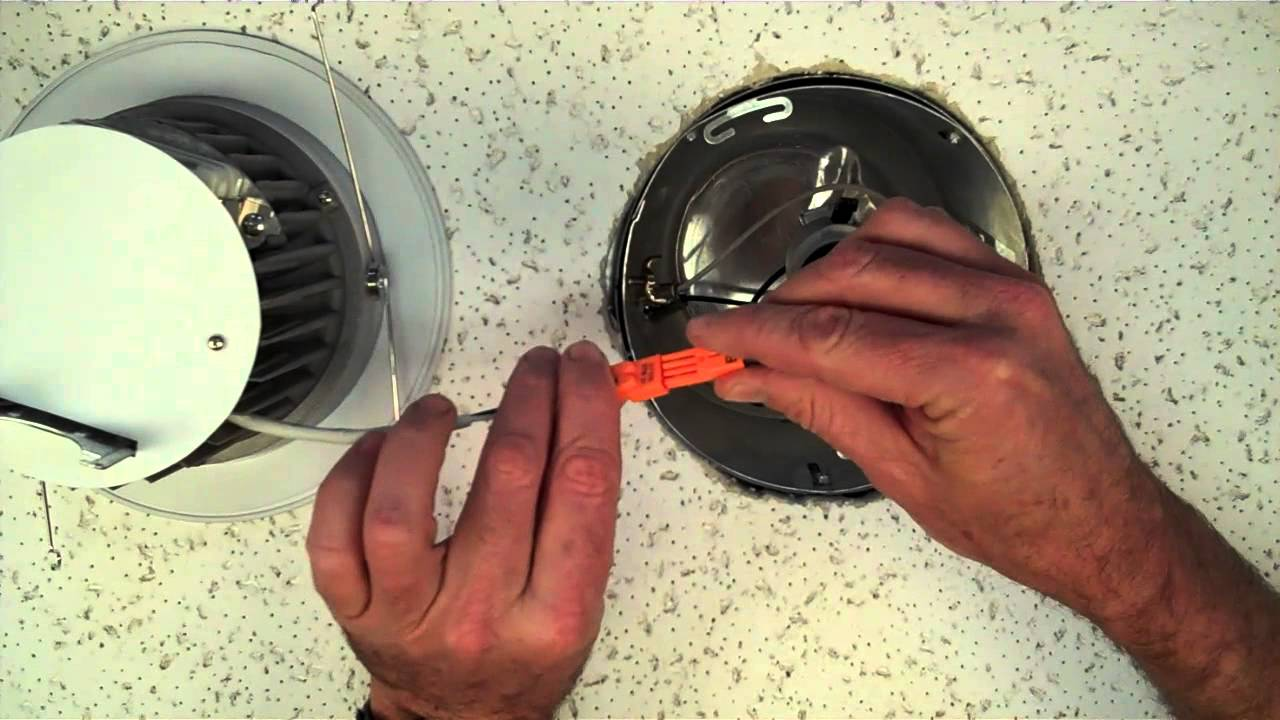 How To Install A Recessed Led Retrofit Kit By Total Lighting