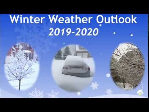 Is It Going To Be A Cold Winter?  Winter Weather Forecast 2019-20