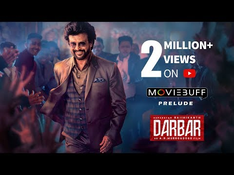 Darbar - Moviebuff Prelude | Rajinikanth | AR Murugadoss | Anirudh Ravichander | Subaskaran