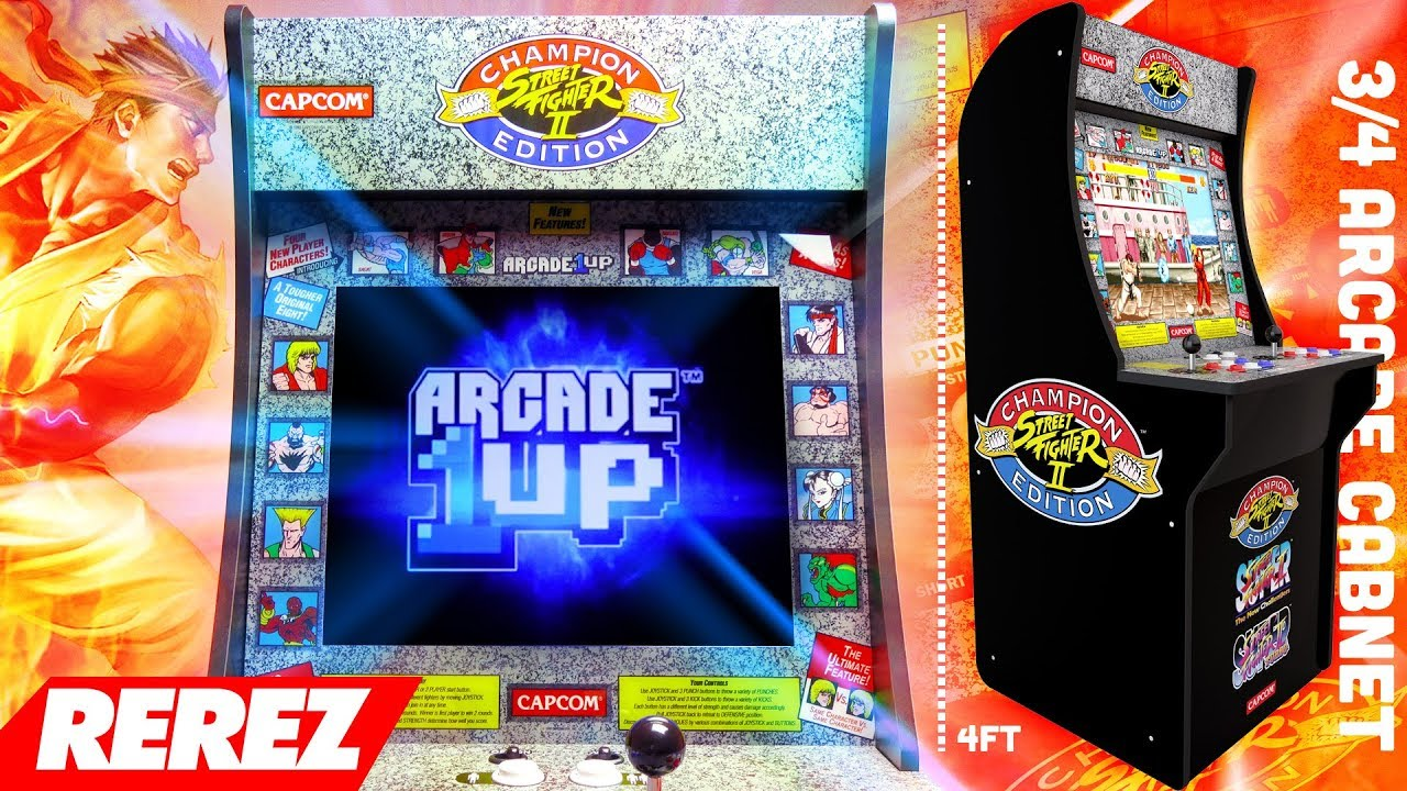 Arcade1up, the new arcade invasion from China !! • MAACA org