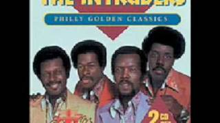 THE INTRUDERS -SLOW DRAG