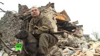 Из Луганска в Донецк: В эпицентрах войны на Украине все еще опасно