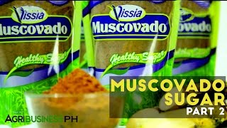 How to extract sugar cane : Muscovado sugar Part 2 #Agriculture