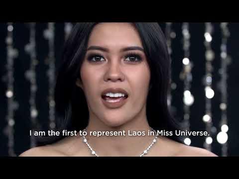 Meet Miss Universe Laos 2017 Souphaphone Somvichith