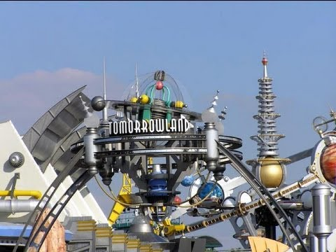 Tomorrowland updated entrance