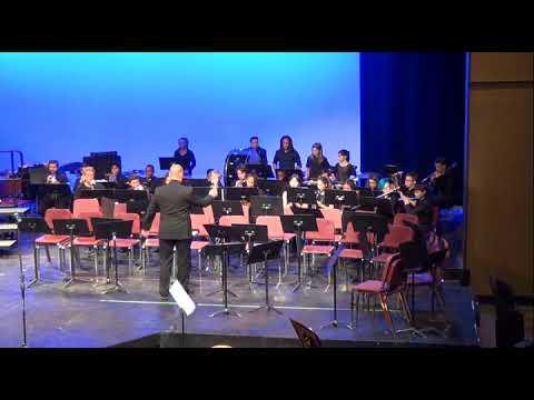 7th-8th Grade Concert Band - Abington Friends School - Winter Concert 2018