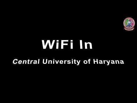 Central University Of Haryana