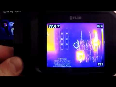 Flir C2 C3 (C-Series) Infrared Camera Overview and Training with I&E Technologies