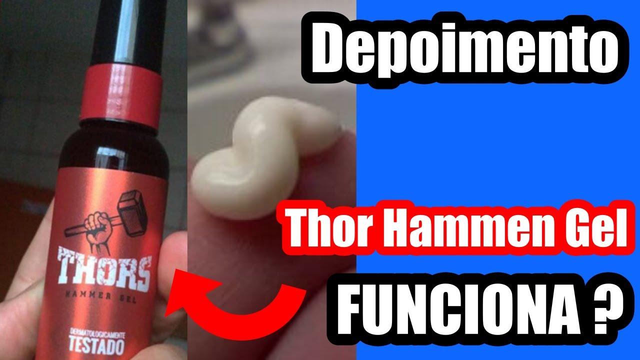 thors hammer gel bula