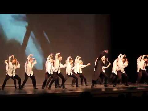 ZTA UNC Greek Groove 2018- 1st Place