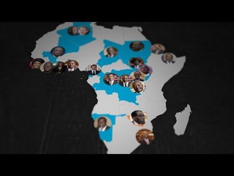 Afrikas ewige Herrscher – wieso sie sich so lange an der Macht halten können