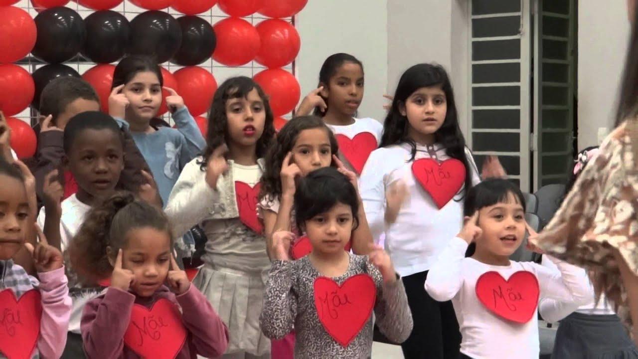 Crianças, Homenagem dia das mães - Amor de mãe
