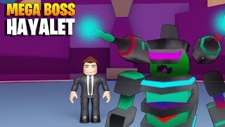 We're Catching 👻 Mega Boss Ghost! 👻 | Ghost Simulator | Roblox English