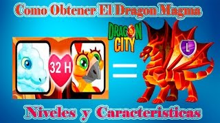 Como Obtener El Dragon Magma En Dragon City