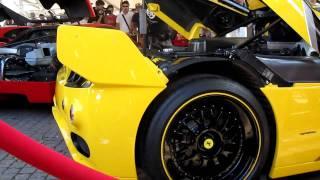 Ferrari Enzo that Crashed into Ocean !!!!