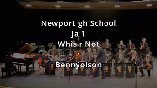 Newport   December 2018   Jazz 1   Whisper Not
