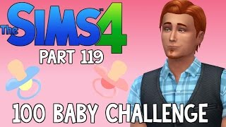 The Sims 4: 100 Baby Challenge - Gardening Club (Part 119)