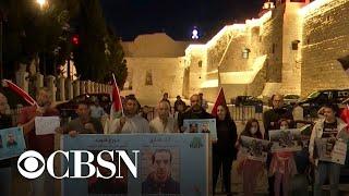 Israeli police killing spąrks protests across country