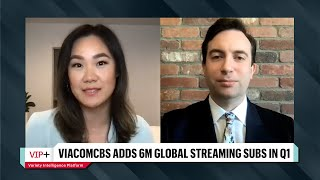 ViacomCBS Stock Falls Despite Q1 Earnings and Paramount Plus Streaming Growth