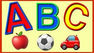 ABC Emoji | ABC SONG for Children & Kids Preschool - Alphabet & 26 Letter