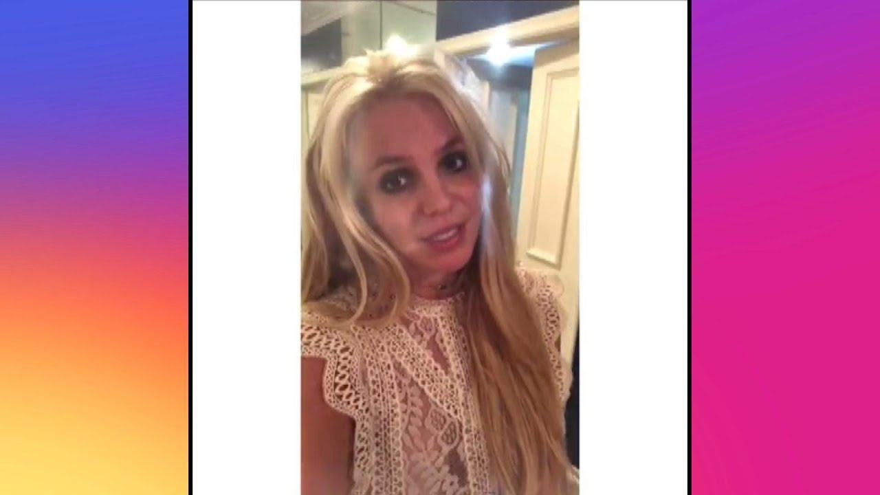 Britney Spears? I thought she was dead? Guess not...