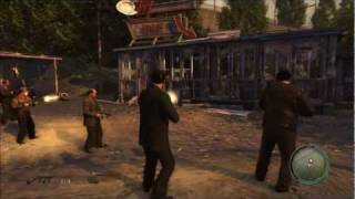 Mafia 2 - PC Gameplay Max Settings PhysX - Gtx 590 HD Part 1