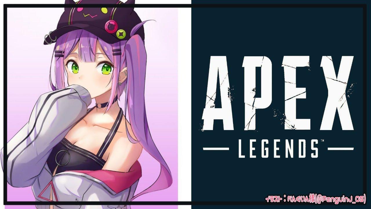 【APEX】練習【#常闇トワ/ホロライブ】