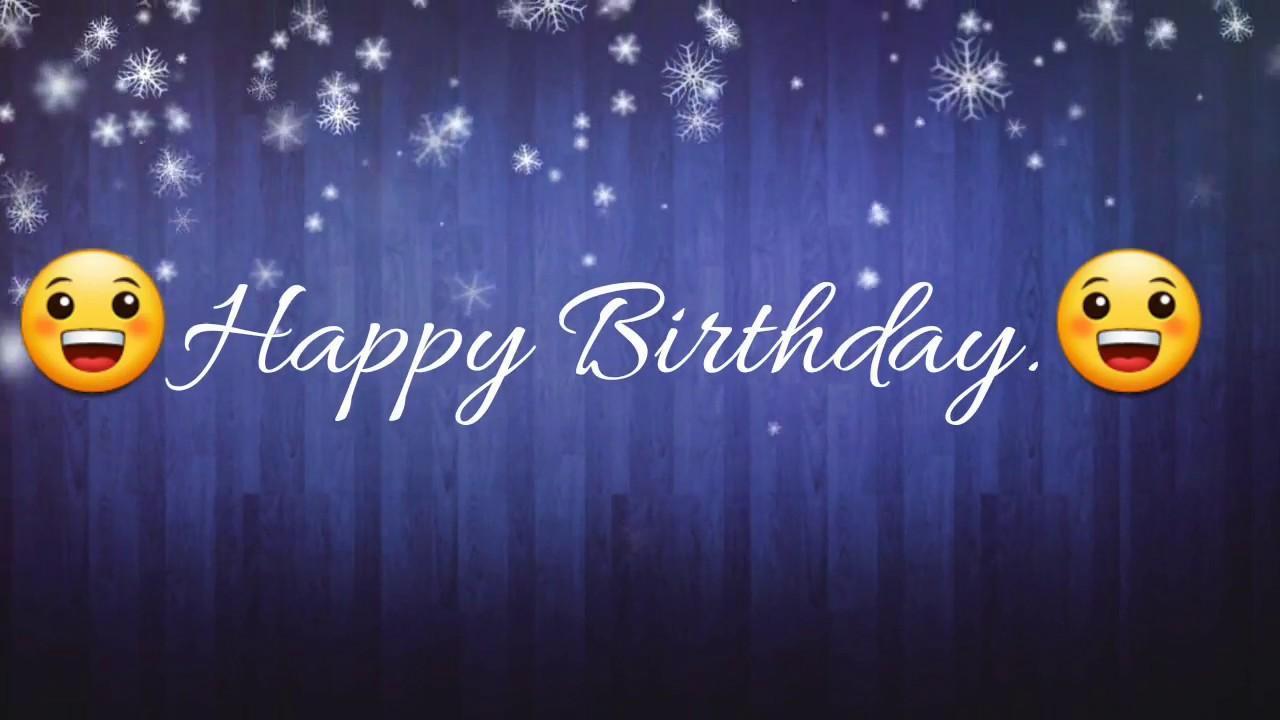 Happy Birthday Song For Wishing🔴/ WhatsApp Status Video