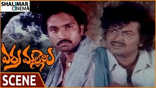 Erra Mallelu Movie || Saichand Angry On Ranganath For Selling Calf || Murali Mohan || Shalimarcinema