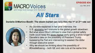 All-Stars #34 Danielle DiMartino-Booth: The stock market can rally thru the 1st or 2nd rate cut
