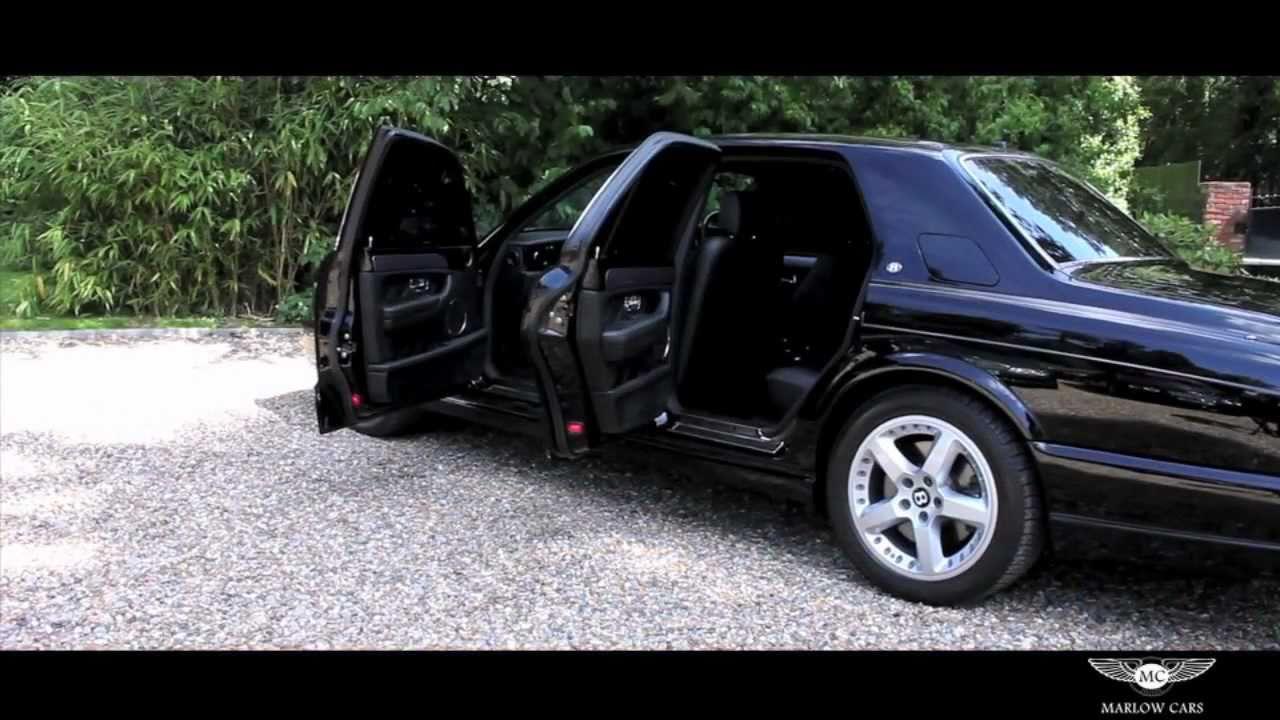 Bentley arnage t youtube bentley arnage t vanachro Choice Image