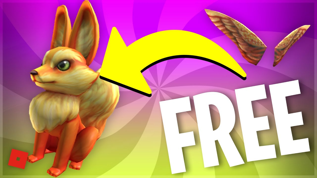 ROBLOX WORKING PROMO CODES! Free Promo Code for Fiery Fox & Topaz Wings (Roblox FREE HATS 2020)