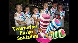 Parka Twister Dondurma Sakladık /  Ice Cream Challenge