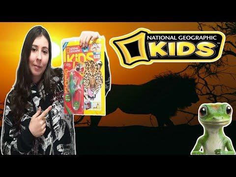 national-geographic-kids-revista-oficial-unboxing-¡los-leopardos-mÁs-raros-del-mundo!-|-shanesama84