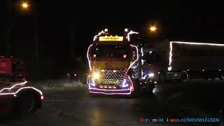Truckers by Night CHV Lichtmis 2018 Staphorst Nieuwleusen Oudleusen