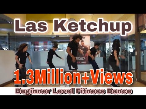 Las Ketchup - The Ketchup Song (Asereje) | Zumba Dance Routine | Dil Groove Maare