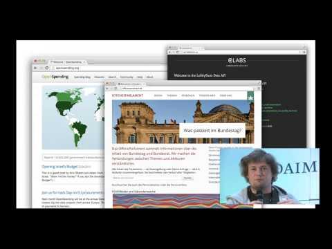 re:publica 2013 - Annabel Church, Friedrich Lindenberg: News you can't print - journalism beyond the