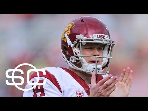 USC's Sam Darnold named AP Preseason All-American 1st team QB | SportsCenter | ESPN