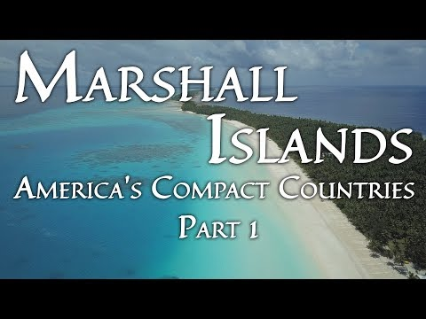 Marshall Islands (America's Compact Countries Part 1/4) 4K