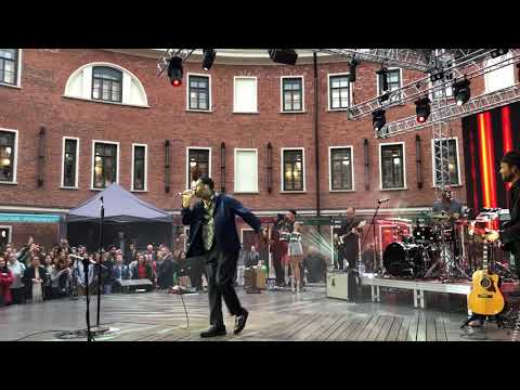 Better Man - Leon Bridges - Live at New Holland, St Petersburg, Russia - 08/07/2018