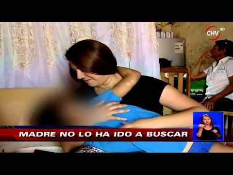 Mujer acogió a niño de 7 años que viajaba solo en una micro la noche del viernes - CHV NOTICIAS