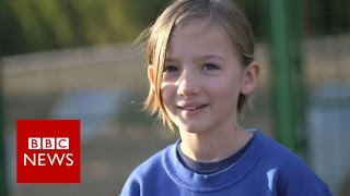 Meet the kids who think for themselves   BBC News