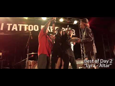 Bali Tattoo Expo 2018 - Day 2 Full Recap