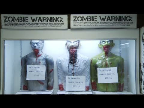 The Zombie Apocalypse Store of Las Vegas